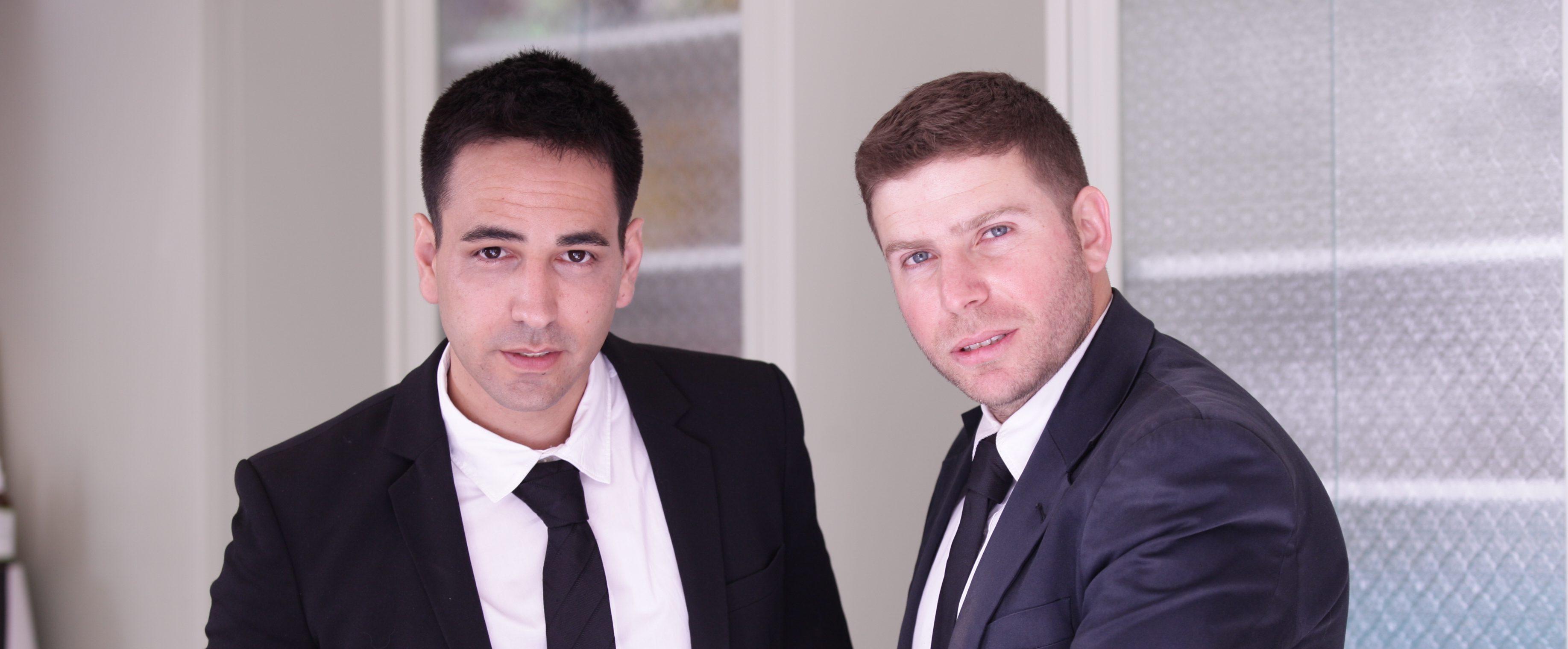 עורכי הדין ערן רוז וצביקה הופמן