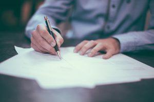 מכתב בקשה להסדר חובות